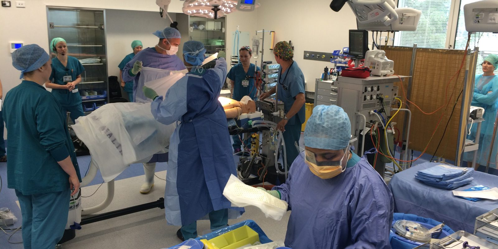 NZASH – Supporting the development of Simulation Healthcare and Education in New Zealand